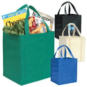 BSCI Audit Factory Wholesale Reusable PP Non Woven Tote Bags (MECO388) pictures & photos