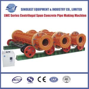 Centrifugal Spun Concrete Tube Making Machine (LWC80-4) pictures & photos