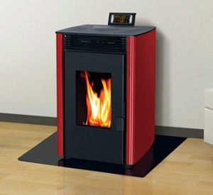 Small Size Biomass Pellet Stove/Fireplace pictures & photos