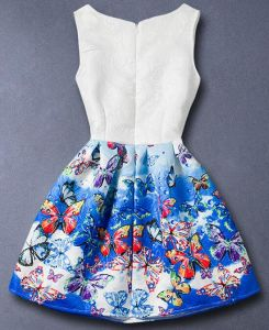 Beautiful Dress for Girl and Teenager, Frocks for Daughter and Monther pictures & photos