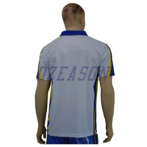 Wholesale Dry Fit Men Sublimated Polo Golf Shirts pictures & photos
