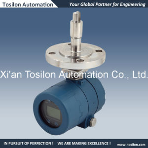 Direct Insertion Tuning Fork Liquid Density Meter for Chalk Slurry pictures & photos