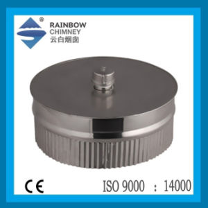 Ce Spigot Lock Tee Plug with Drain Chimney Pipe pictures & photos