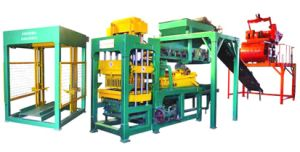 Automatic Block Making Machine with European Quality