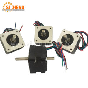 35mm (14H) 2 Phase Stepper Motor, Gear Motor with High Quality