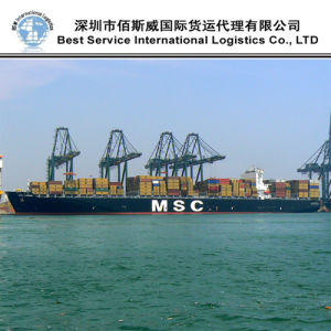 Sea Container Service / International Shipping Logistics / Ocean Freight Forwarder (FCL 20′′40′′) pictures & photos