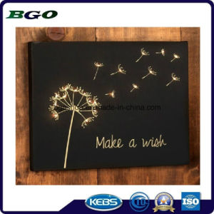 "Advertising Material Stretched Canvas Waterproof Canvas (36""X60"" 3.8cm) pictures & photos"