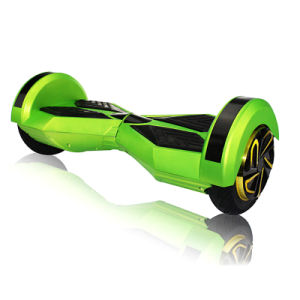 2 Wheel Hover Board Electric Skate Board Self Balance Balancing Electric Scooter with LED Light pictures & photos