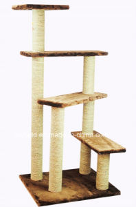 Cat Toy Cage Bed Home Climber Tree Cat Furniture pictures & photos