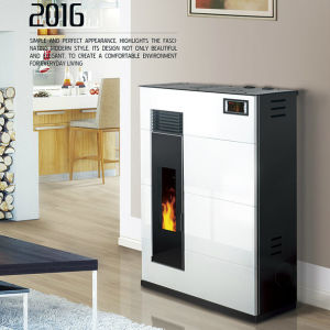 2016 New Indoor Home Use Biomass Wood Pellet Stove pictures & photos