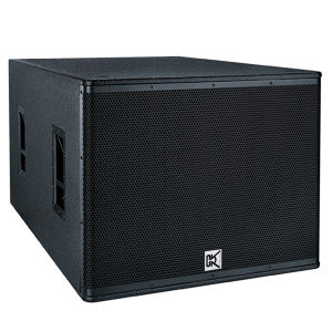 Doubel 18 Inch Sub Bas \Passive Sound System \Outdoor PA Speaker \Work with Line Array Sub Bass pictures & photos