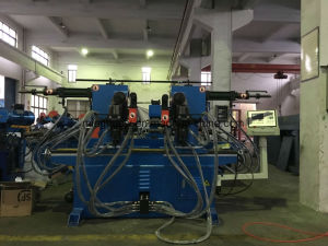 Tube Bending Machine Double Head (SW38A) pictures & photos