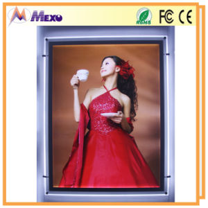 Hanging Acrylic Billboard Advertising Product LED Advertising Display pictures & photos