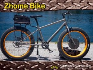Bicycle Parts/Fat Bike Frame/Snow Bicycle Frame/Titanium Bicycle Frame and Fork pictures & photos