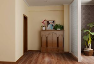 Interior Dustproof Lvt Click Flooring / Vinyl Flooring pictures & photos