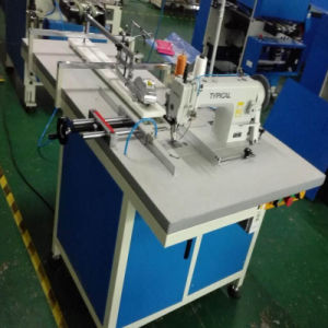 Automatic Paper Sewing and Folding Machine (ZXSF-600) pictures & photos