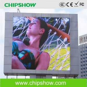 Chipshow High Quality Ak20 Full Color Outdoor LED Screen Advertising pictures & photos