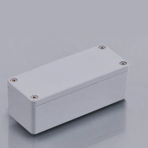 China Manufacturer Die Case for Electronics Small Plastic Enclosure pictures & photos
