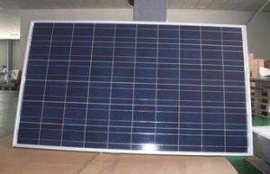 High Quality and Power 250W Polycrystalline Solar Panel pictures & photos