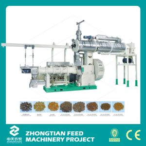 Ztmt 2016 Liberally Applause New Style Fish Feed Extruding Machine pictures & photos