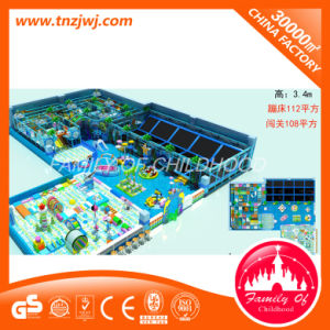 Shopping Mall Play Games Indoor Soft Playground for Kid pictures & photos