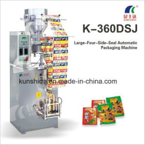 Large Four Sides Sealing Packing Machine pictures & photos