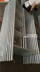 H Frame Scaffolding Marco Admamios Masonry Ladder Frame pictures & photos