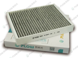 Plow-Filter Automotive Air Filters with Activated Charcoal for Porsche 911 Targa 4gts (996.571.219.03)