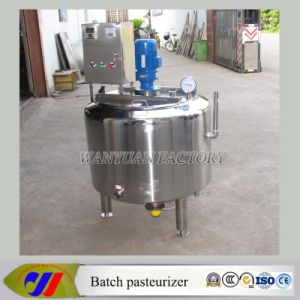 100L Open Type Stainless Steel Hot and Cold Cylinder pictures & photos