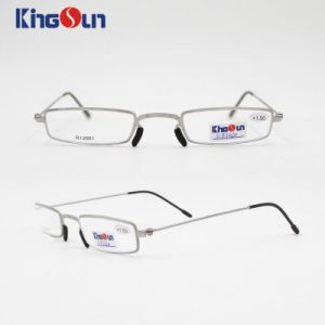 Steel Very Light Reading Glasses with 2017 Hot Style Frames pictures & photos