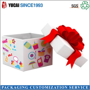 210g Single Cardboard Christmas Box Gift Box pictures & photos