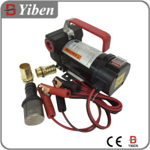 Electric Self-Priming Diesel Transfer Pump with CE Approval (YB40) pictures & photos