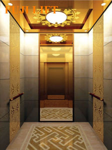 400kg Luxury Small Residential Home Lift Elevator pictures & photos