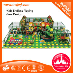 Funny Kid Indoor Soft Playgrounds Indoor Playhouse for Sale pictures & photos