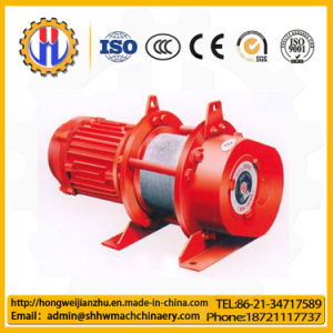 Construction Hoist Parts Winch Have Load 1.6 Ton for Sale pictures & photos