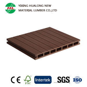 Manufacture Price Anti-Clip WPC Outdoor Flooring with Ce (M165) pictures & photos
