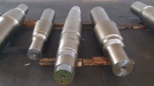DIN 1.4304/1.4401 Rolled Steel Round Bar pictures & photos