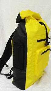 Wholesale New Designs 500d PVC Waterproof Hiking Backpack (H332) pictures & photos