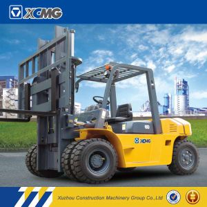 5ton Diesel Forklift XCMG Heli with Ce (Cpcd50) pictures & photos
