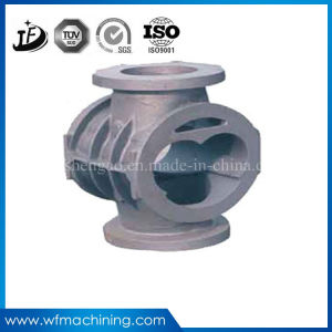 OEM Sand Iron Casting Vacuum Pump Parts Hydraulic Pump Parts pictures & photos