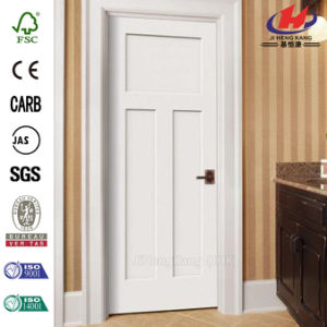 Primed Smooth Hardboard Slab Wooden Door pictures & photos