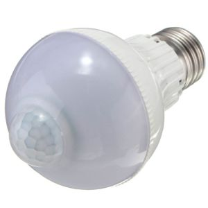 E27 Twilight Sound Motion Sensor LED Bulb Lamp 3/5/7/9W Night Light pictures & photos