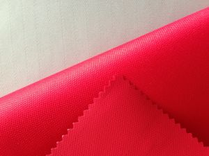 Polyester Oxford with Fire Resistant Coating pictures & photos