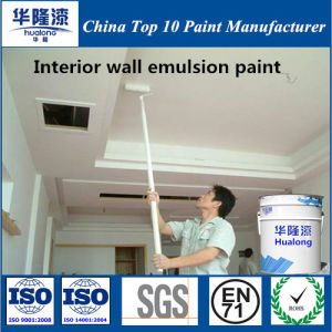 Hualong Interior Emulsion Paint for Ceiling pictures & photos