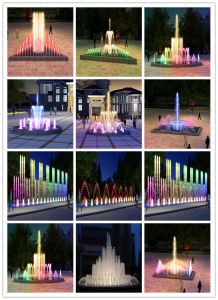 5X4m Cutomized Size Small Fountain pictures & photos