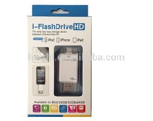 I Flash Drive HD OTG USB 8g/16g 2016Hz pictures & photos