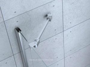 Frameless Pivot Shower Enclosure pictures & photos