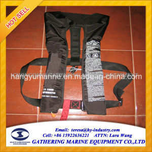 Double Chamber Inflatable Lifejacket Supplier pictures & photos