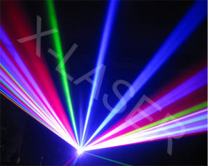 Stage Laser Lighting RGB SD Card Animation Laser Projector pictures & photos