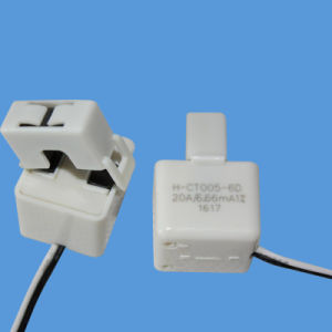 Open Current Transformer with 20A/6.66mA 0.5class pictures & photos